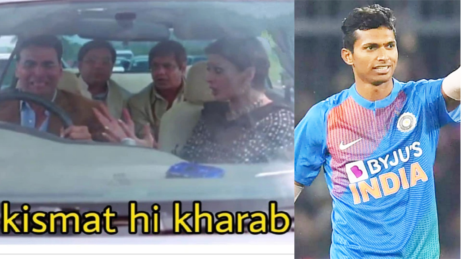 IND vs SL: Navdeep Saini को पूरे मैच में Shikhar Dhawan ने नहीं दिया ओवर! लोगों ने कहा- किस्मत ही खराब है