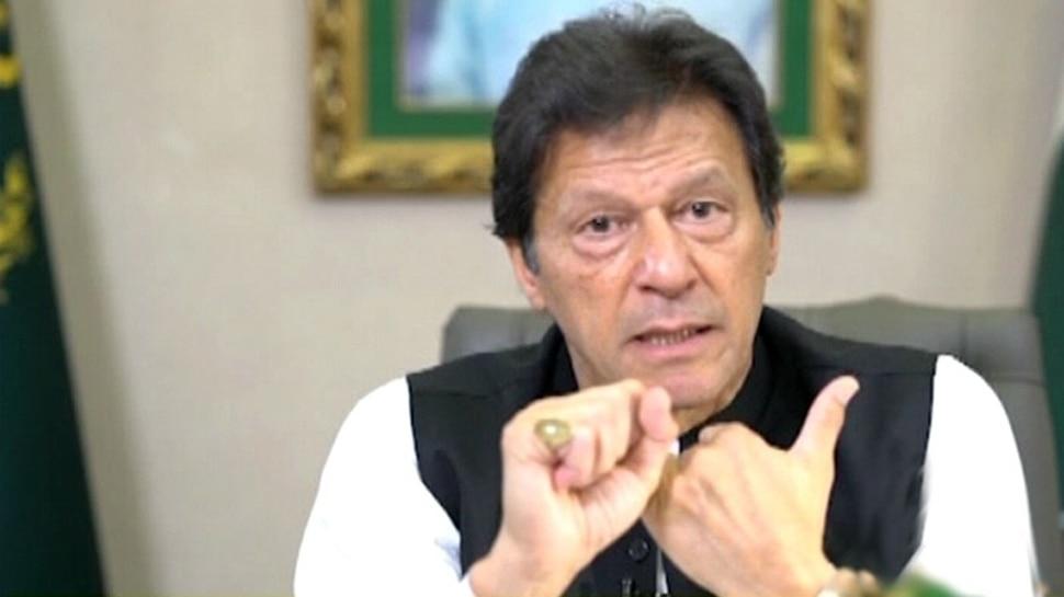 खून के प्यासे तालिबानी Imran Khan को लगते हैं 'आम नागरिक', Afghan के हाल के लिए US पर बोला हमला