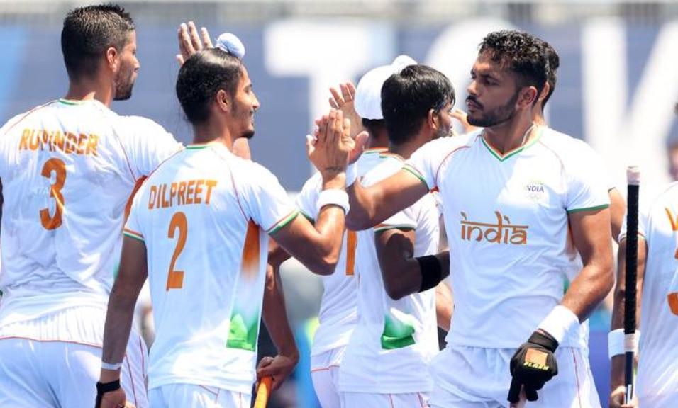 Tokyo Olympics: भारतीय हॉकी टीम की क्वार्टर फाइनल में एंट्री, ओलंपिक चैम्पियन अर्जेंटीना को 3-1 से हराया