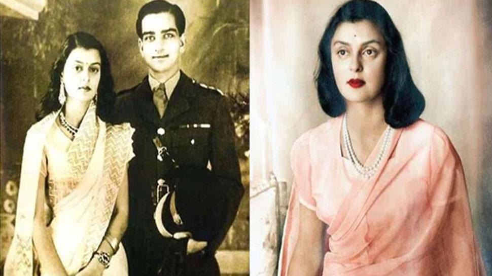 Jaipur Maharani Gayatri Devi included in top ten most beautiful women list