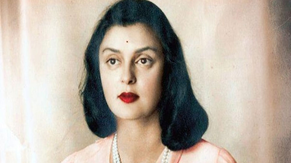 Maharani Gayatri Devi jailed for almost five months during emergency