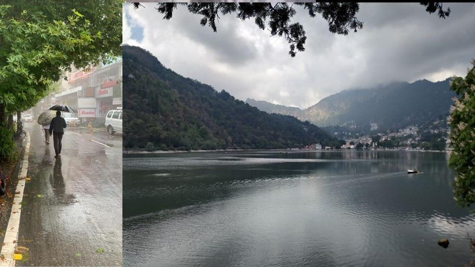 Uttarakhand Weather: अगर आप Nainital घूमने का बना रहे हैं प्लान तो जान लें मौसम का हाल