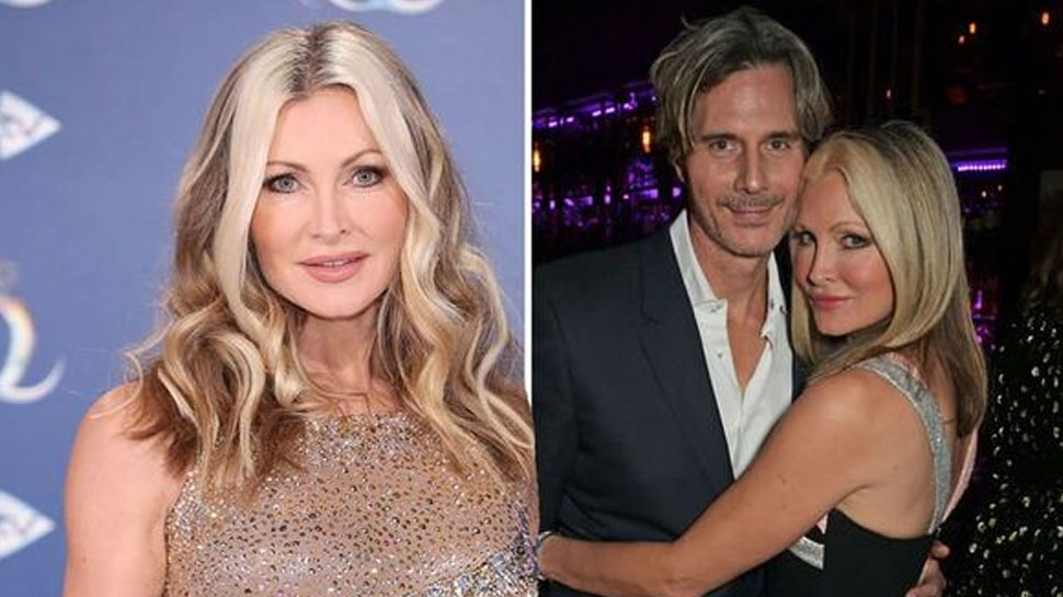 49 years old Model Caprice Bourret is mother of two