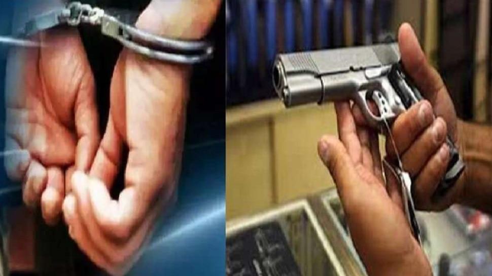 इंटरनेट पर वीडियो देखकर लेते थे अवैध हथियार और कंट्री मेड बुलेट बनाने की ट्रेनिंग, ऐसे पकड़े गए गैंग के लोग