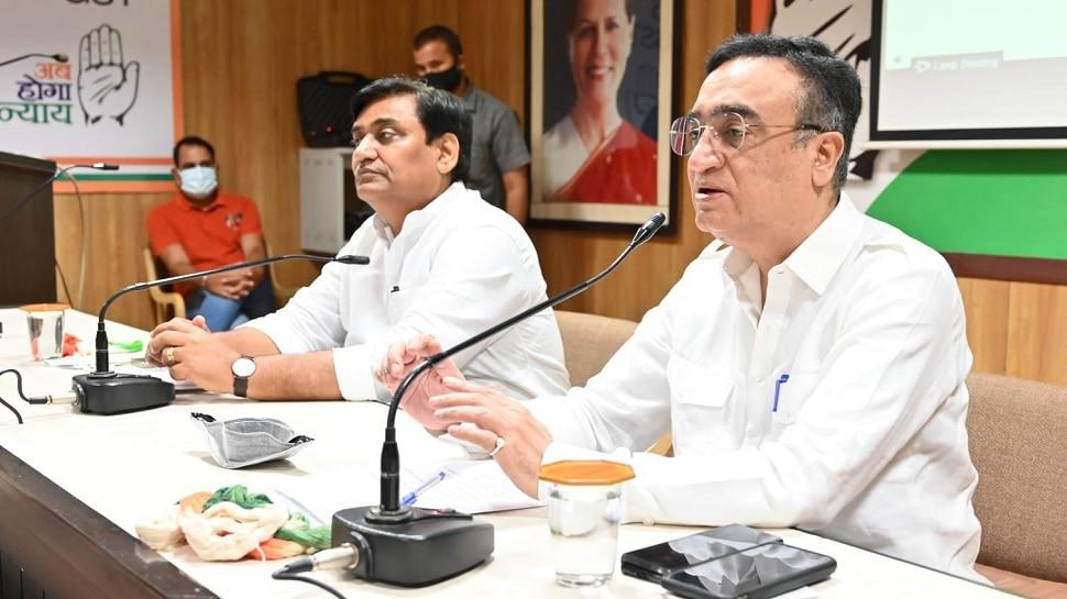 Maken की Jaipur यात्रा के दो बड़े मैसेज ! मिशन 2023 के लिए मंत्रियों को देनी होगी कुर्बानी, खुद को बताया 'दिल्ली'