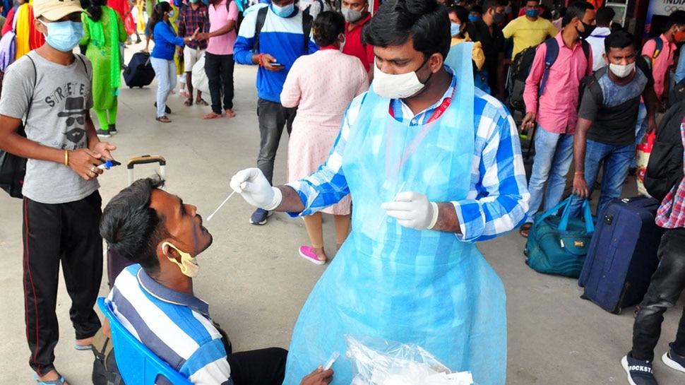 Corona: Kerala में हालात बेकाबू, लगातार चौथे दिन 20 हजार से से ज्यादा नए केस