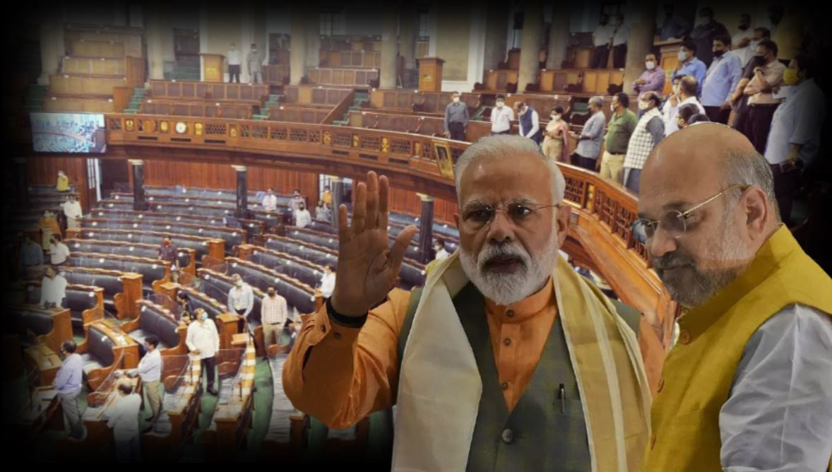 संसद में जारी है बवाल, जानिए अगले हफ्ते कौन-कौन से विधेयक लाएगी सरकार?