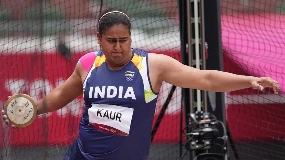 Tokyo Olympics: Kamalpreet Kaur ने दिखाया दम, Discus Throw के फाइनल में पहुंचीं
