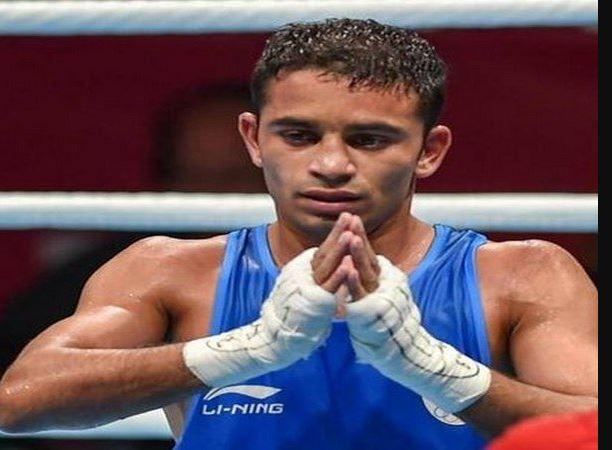 Tokyo Olympics: भारत की उम्मीदों को बड़ा झटका, बॉक्सर अमित पंघाल पहले ही मुकाबले में हारकर हुए बाहर