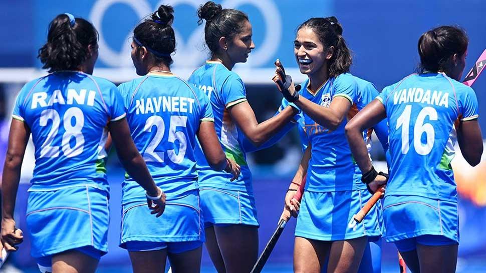 Tokyo Olympics: Indian Women's Hockey Team ने South Africa को दी मात, Quarter-Final की उम्मीद बरकरार