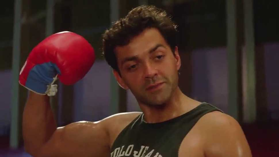 Bobby Deol Boxing