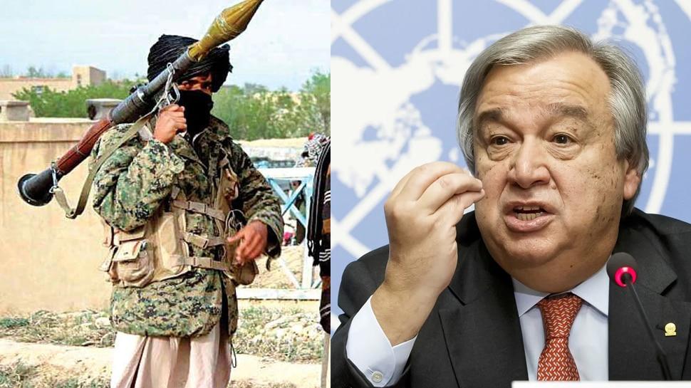 Taliban ने संयुक्त राष्ट्र  की इमारत को बनाया निशाना, भड़के Antonio Guterres ने कहा- 'इसे युद्ध अपराध माना जाएगा'