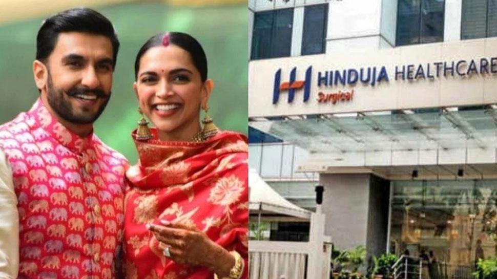 Deepika Padukone reached hospital with husband Ranveer Singh, people started questioning on GOOD NEWS |  Deepika Padukone reached hospital with husband Ranveer Singh, people started questioning on GOOD NEWS!