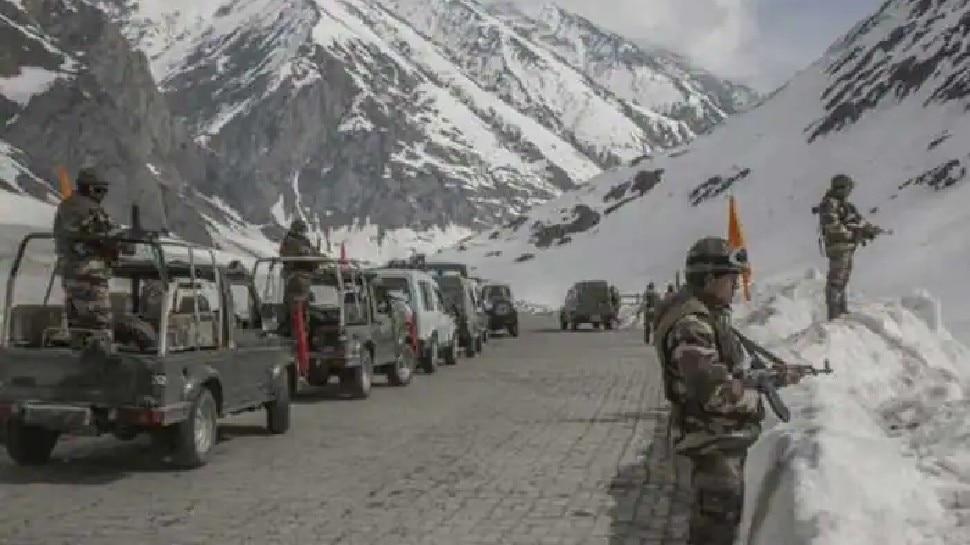 सैन्य वार्ता: भारत की दो टूक- हॉट स्प्रिंग, गोगरा और अन्य टकराव के पॉइंट खाली करे चीन