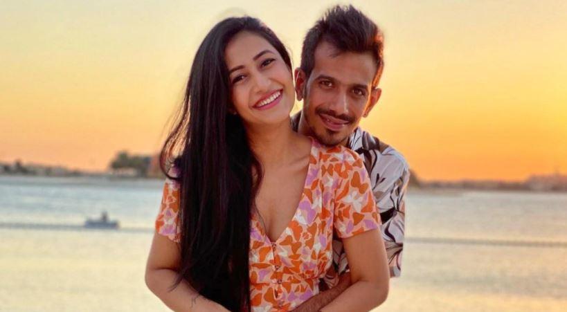 VIDEO: युजवेंद्र चहल की पत्नी धनाश्री ने किया 'बसपन का प्यार' पर भांगड़ा, इस एक्टर ने दिया साथ