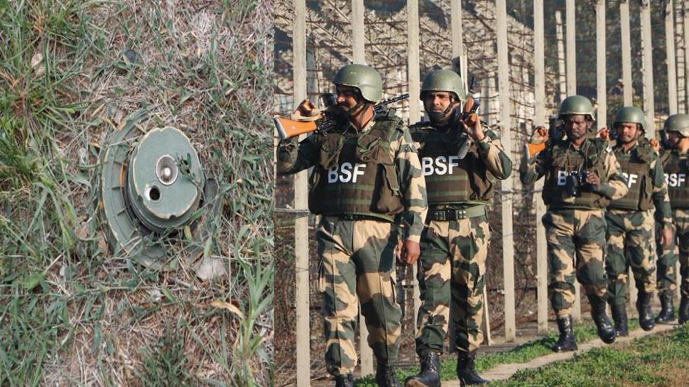 LoC पर छिपाई गई थी Land Mine, नाकाम हुआ आतंकी मंसूबा; BSF की जांच जारी