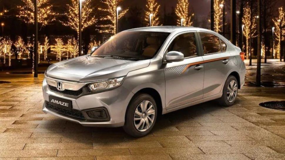 Honda Amaze Facelift की एंट्री