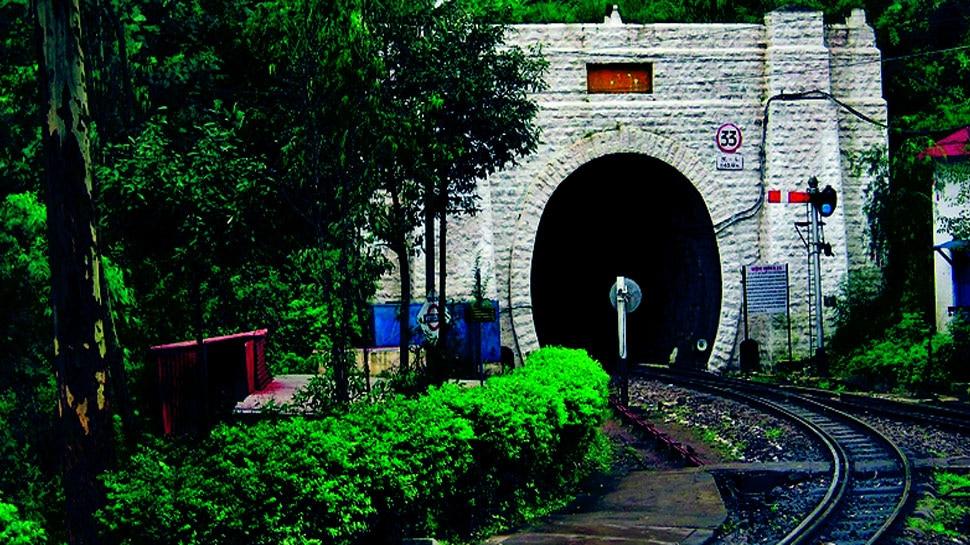 Baroog Tunnel, Himachal Pradesh