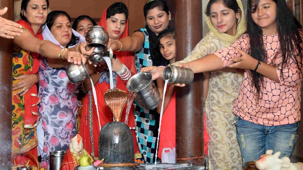 Do Jalabhishek with Gangajal on Monday