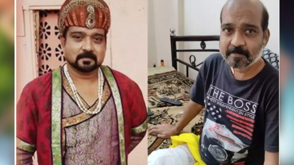 Yeh hai Mohabbatein and Jodha Akbar fame Lokendra Singh Rajawat lost his leg during financial crisis |  Jodha Akbar fame actor Lokendra Singh's diabetes increased in the midst of money crunch, now his legs have to be amputated