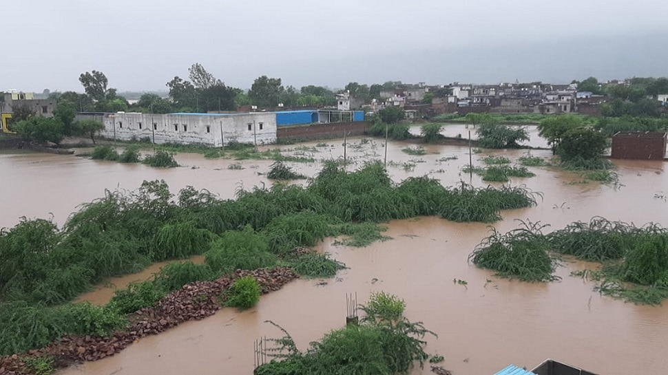 Rajasthan Weather Update : राजस्थान में मेघ मल्हार, कई जिलों में एक बार फिर अति भारी बारिश की चेतावनी