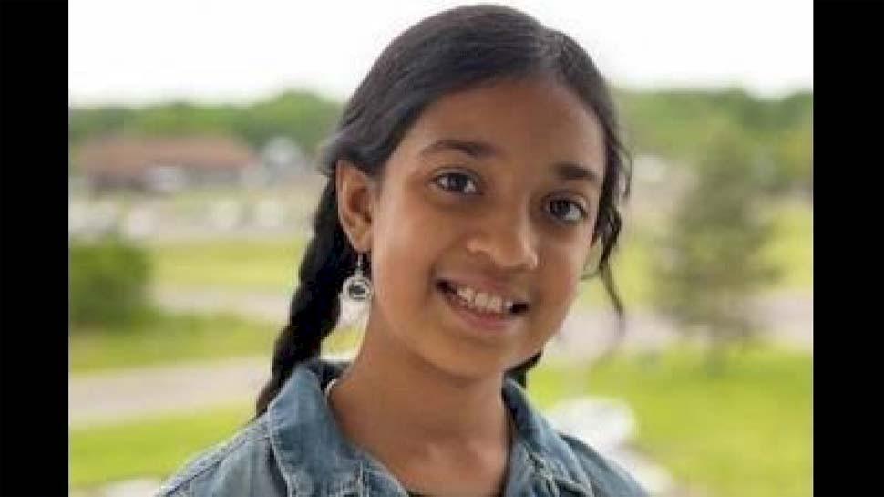 दुनिया के सबसे प्रतिभाशाली छात्रों की लिस्ट में भारतीय मूल की 11 साल की नताशा पेरी