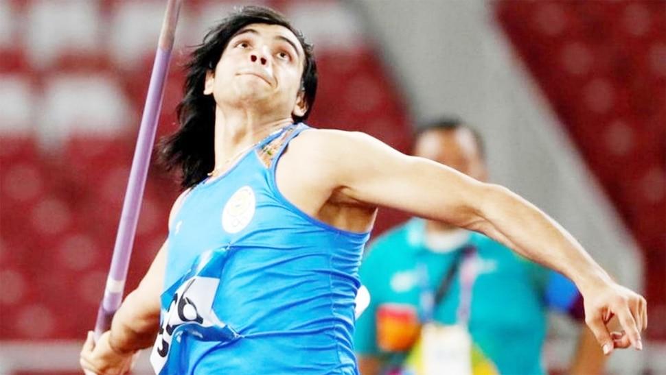 Tokyo Olympics: Neeraj Chopra ने भाला फेंक के पहले ही प्रयास में फाइनल में बनाई जगह