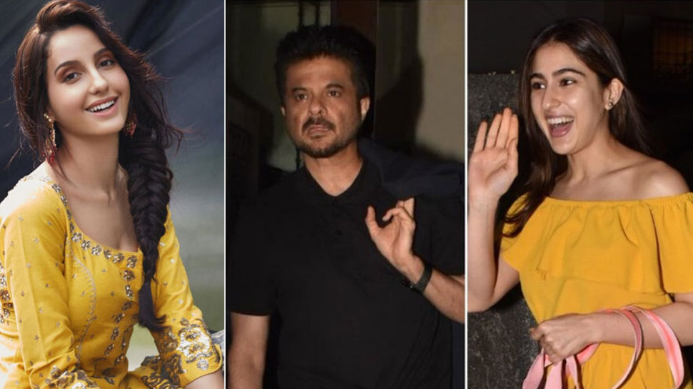 Nora Fatehi, Sara Ali Khan and Ananya Panday and Anil Kapoor will be seen in Star Vs Food Season 2 |  Nora, Sara, Ananya and Anil Kapoor came together for this series, know full details
