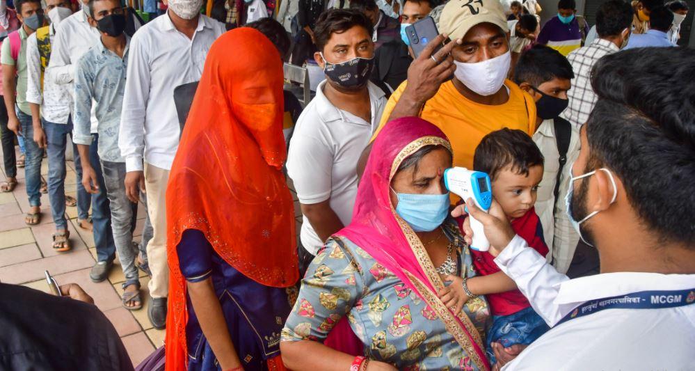 भारत में Covid-19 की तीसरी लहर की आहट! WHO के इन आंकड़ों ने बढ़ाई चिंता