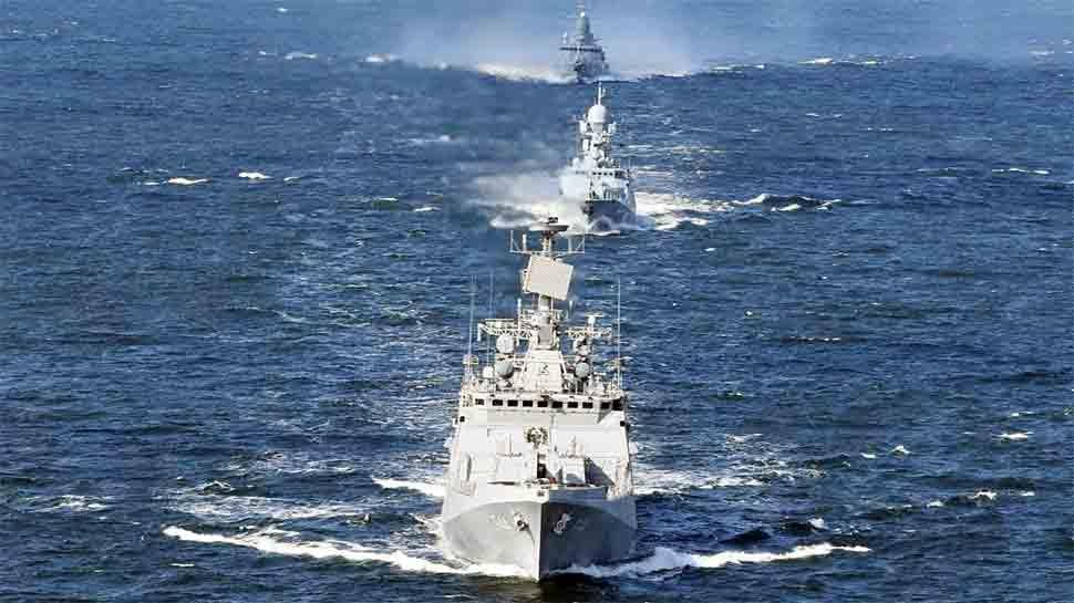 अब निकलेगी Dragon की हेकड़ी: South China Sea में Navy Task Force भेजेगा India, Warships की होगी तैनाती