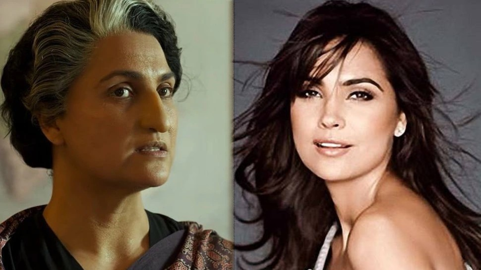 lara dutta indira gandhi transformation makeover video shared by bell bottom star akshay kumar |  How Lara Dutta's appearance changed in Bell Bottom?  Shocking video shown by Akshay Kumar