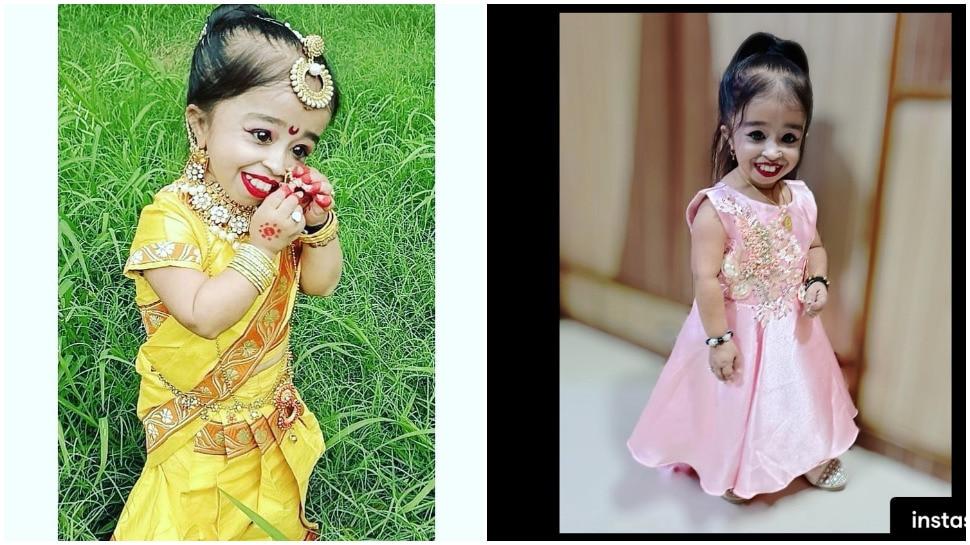 Jyoti Amge Is World's Smallest Girl