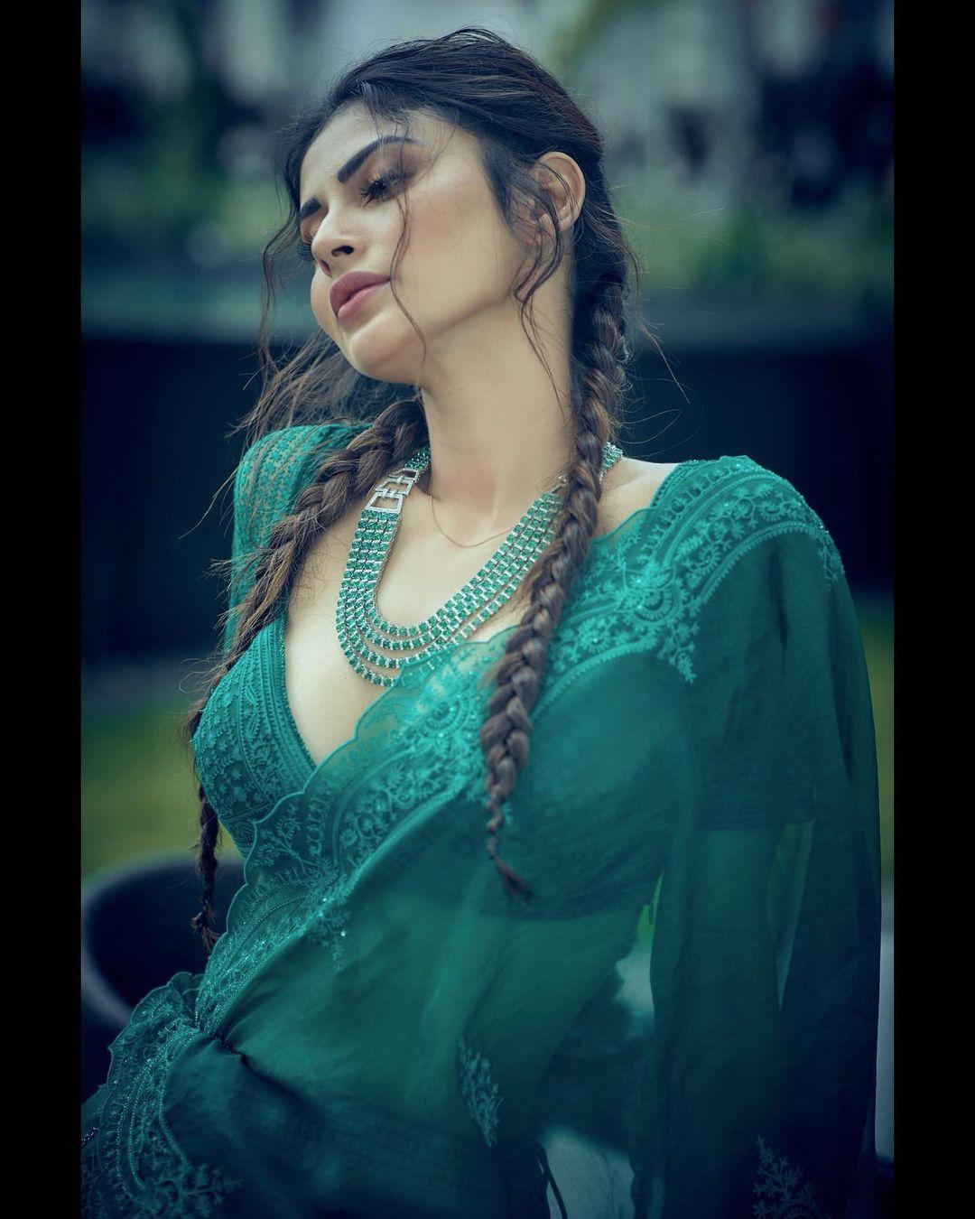Mouni Roy in Lehenga Picture