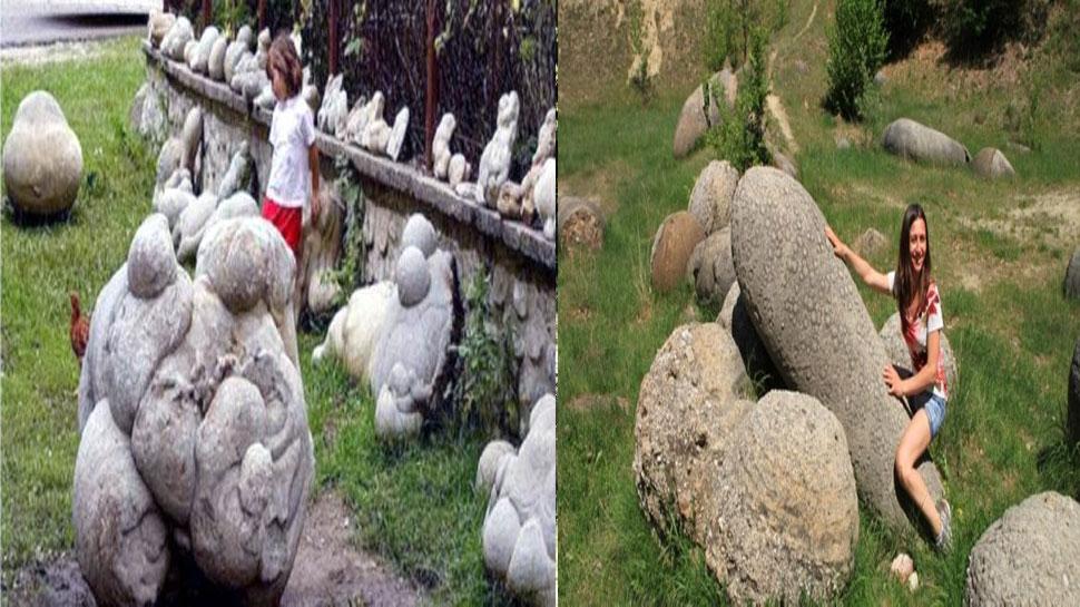 world of wonders are unique stones in Romania