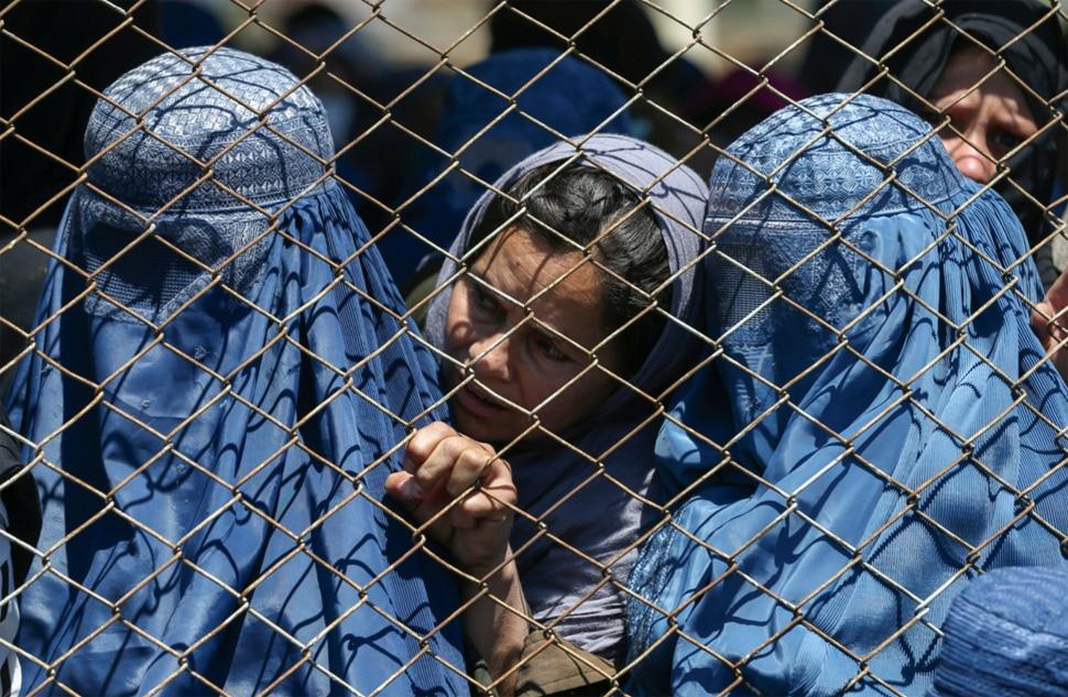 people imprisoned in homes