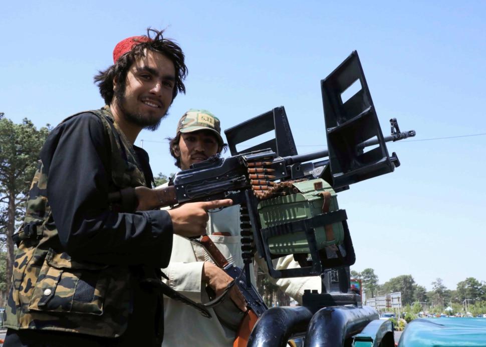Afghanistan captured in 1 week