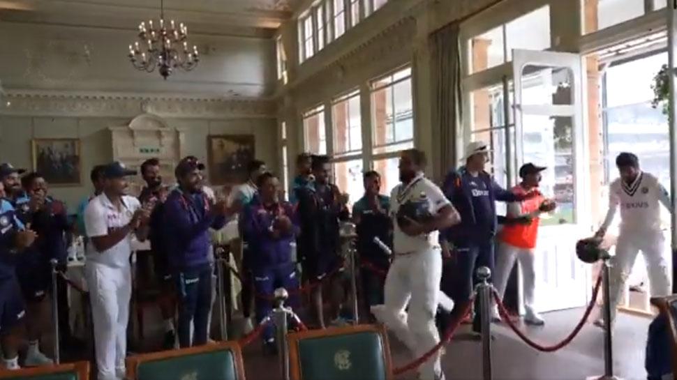 IND vs ENG: मैच पलटने वाली पार्टनरशिप के बाद Lord's की Lobby में ऐसे हुआ Shami-Bumrah का स्वागत, Video Viral