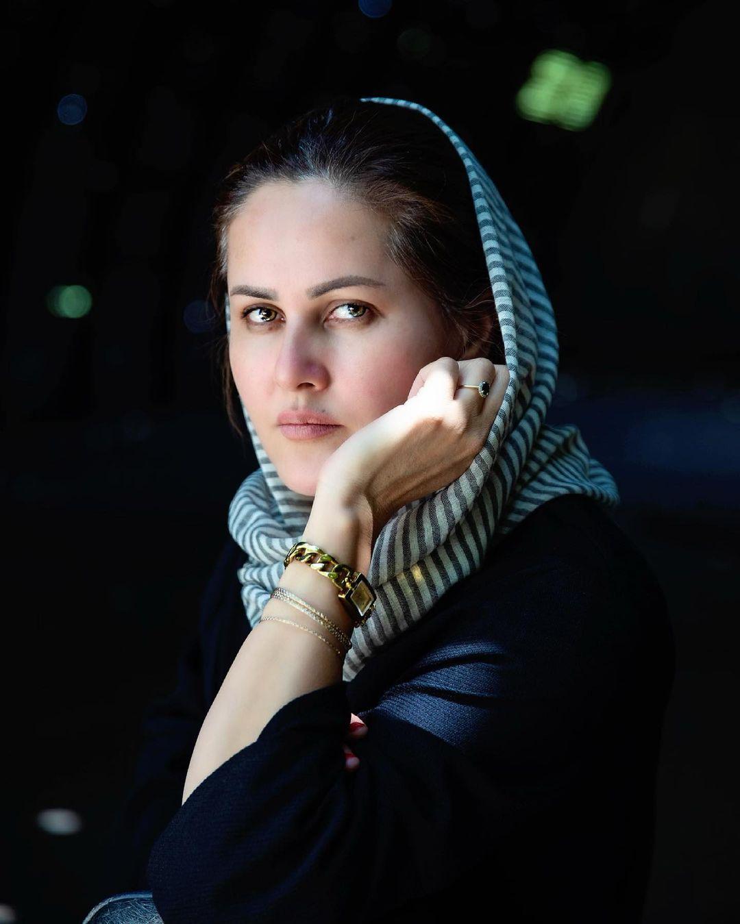Afghani Filmamker Sahraa Karimi Pain
