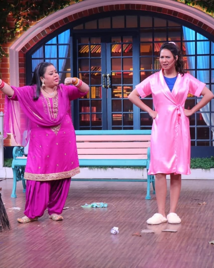 Rochelle Rao will be joining The Kapil Sharma Show