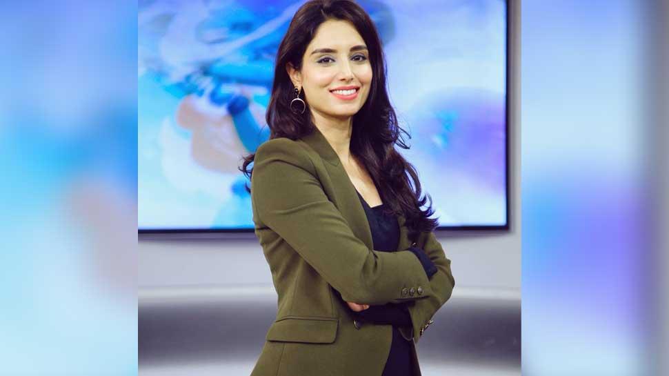 Who is Zainab Abbas Anchor