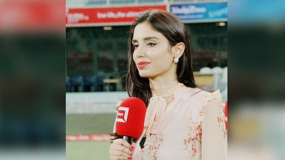 Zainab Abbas Cricket Anchor