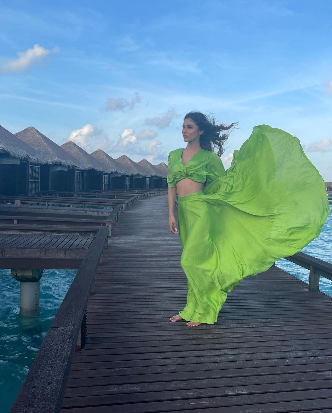 Mouni Roy Bold Photoshoot