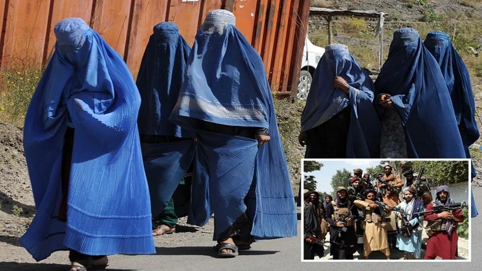 तालिबानी क्रूरता: आतंकियों ने Afghan Woman से जबरन बनवाया खाना, स्वाद पसंद नहीं आया तो जिंदा जला दिया