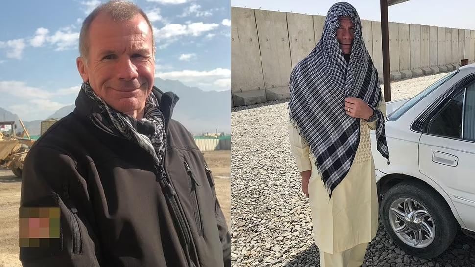Former British Soldier ने पहना सलवार-कमीज, बांधा स्कार्फ और Taliban को यूं चकमा देकर छोड़ दिया Kabul