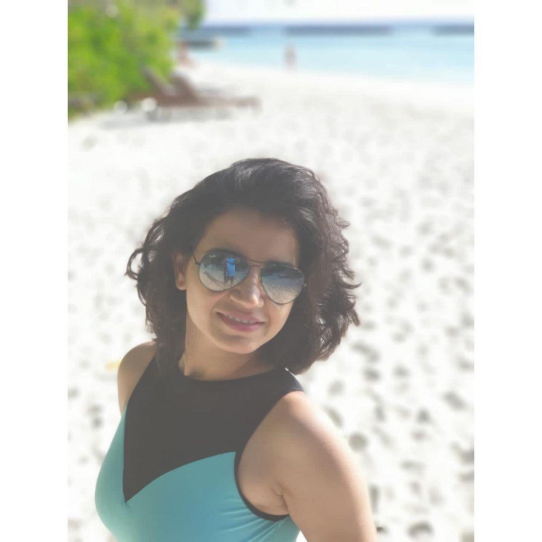 TMKOC Fame Priya Ahuja vacation photos