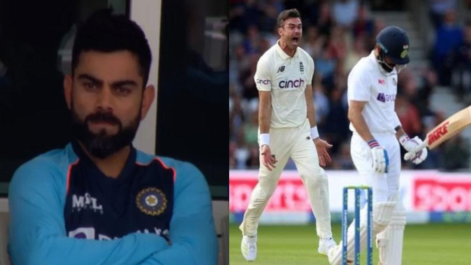 IND vs ENG: Virat Kohli को आउट करने के बाद गरज उठा उनका जानी दुश्मन! मैदान पर कर दी ये हरकत