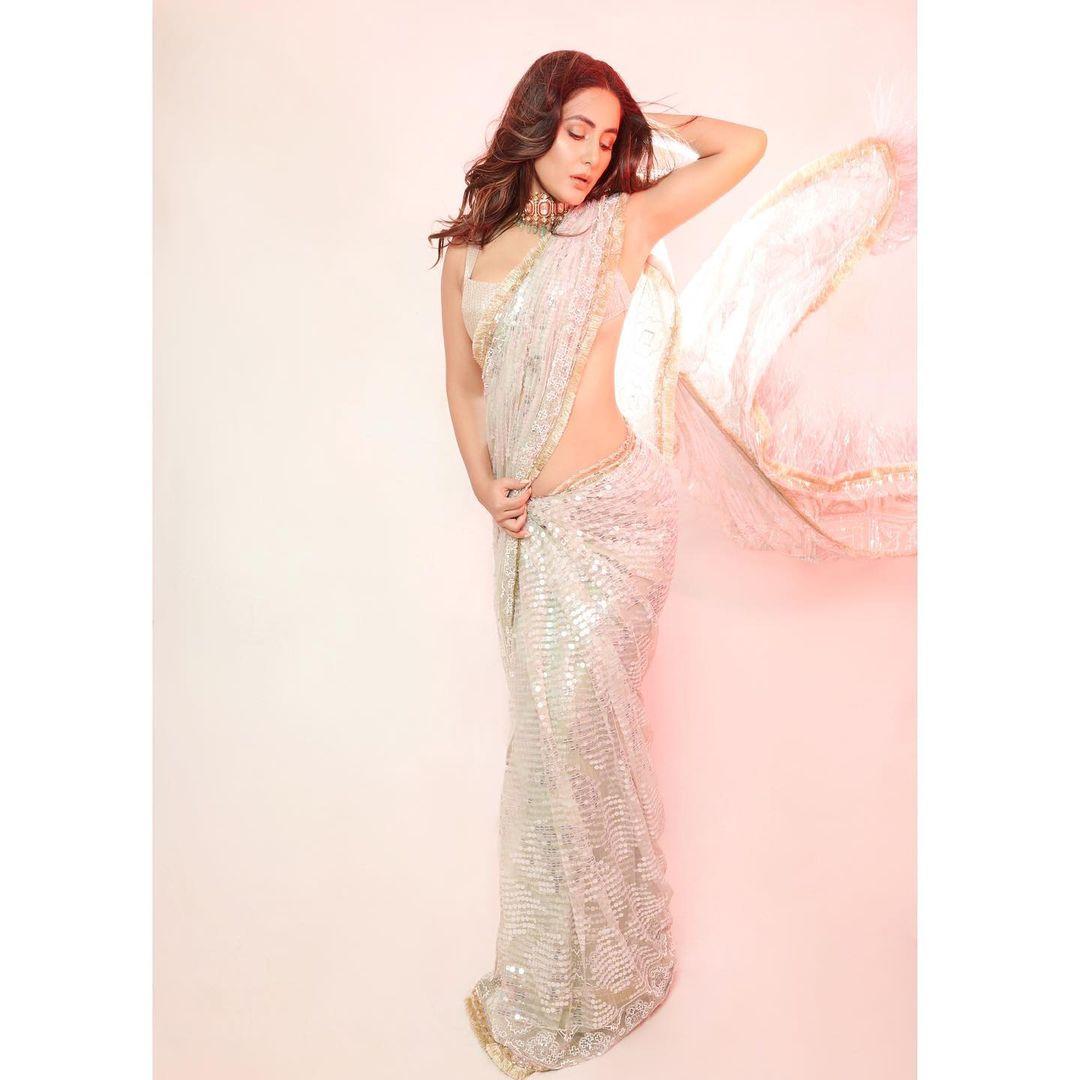 Hina Khan workfront