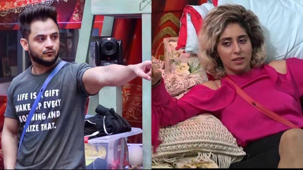 Bigg Boss OTT: Millind Gaba Told About Singer Neha Bhasin Not Wearing  Undergarment habit | Bigg Boss OTT: Millind Gaba ने गुस्से में खोल दिया  सिंगर का राज, कहा- 'सोते वक्त अंडरगार्मेंट
