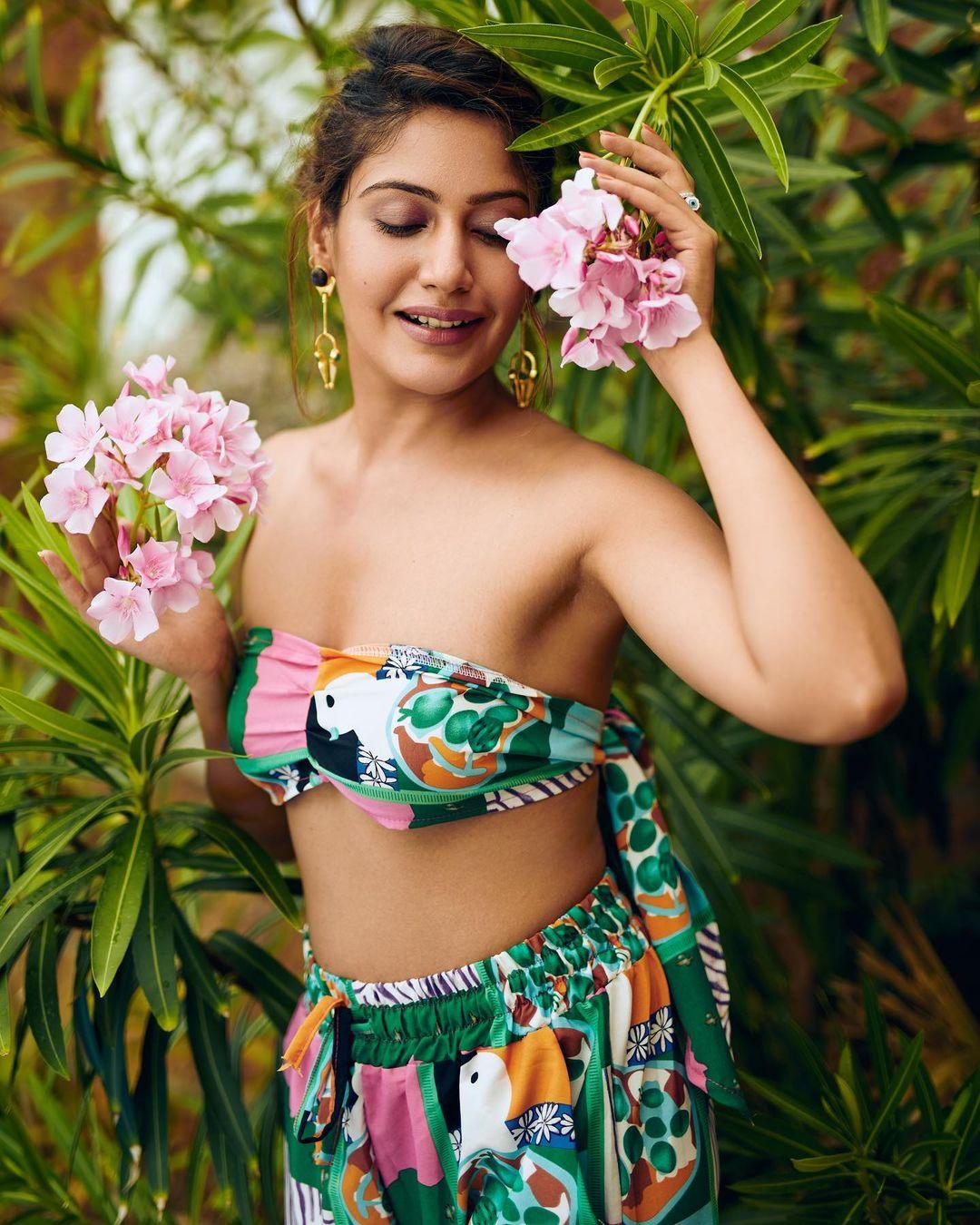 Surbhi Chandna Bikini Photoshoot