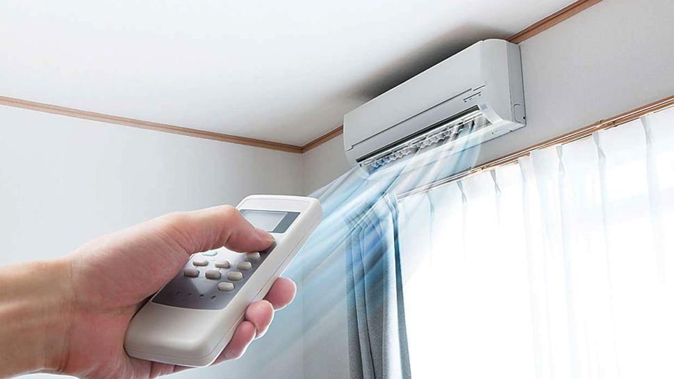 AC हमेशा दीवार के ऊपरी हिस्से पर और हीटर नीचे क्यों लगाया जाता है?